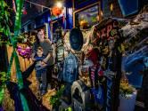 In Deventer 'horrortuin' griezelt en spookt het: 'Het wordt elk jaar steeds gekker'