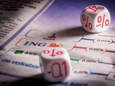 'Negatieve spaarrente ligt niet voor de hand'