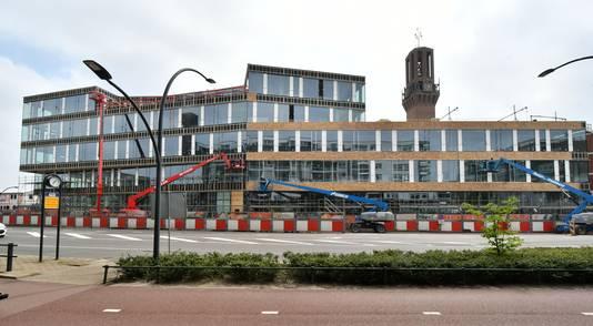 Het nieuwe Stadskantoor
