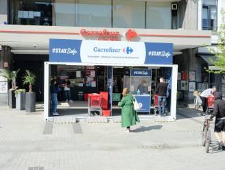 Staking in meer dan 40 Waalse en Brusselse Carrefour-winkels