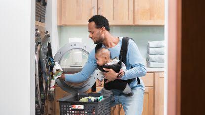 Halleluja, door de lockdown doen (sommige) mannen meer huishoudelijk werk
