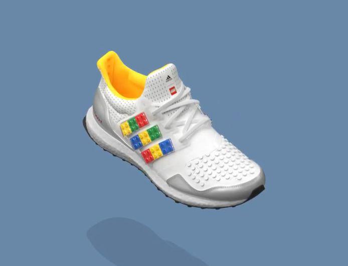 Je kan verschillende kleuren legoblokjes combineren.