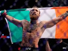 MMA-legende Conor McGregor staat voor langverwachte rentree