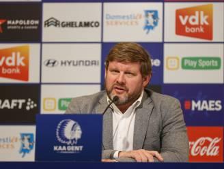 """Hein Vanhaezebrouck maakt brandhout van het Referee Department: """"Als een coach zoveel fouten maakt, vliegt hij buiten"""""""