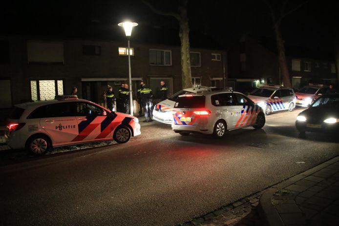 Vuurwerkoverlast in wijk De Wilma in Helmond.