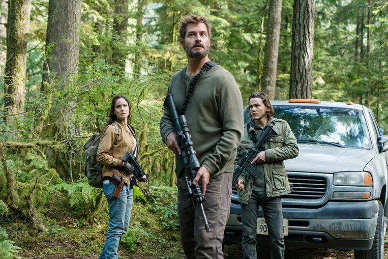 'Colony' Beeld Daniel Power/USA Network
