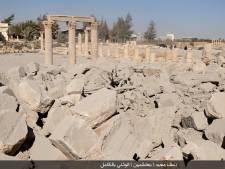 Russische luchtaanvallen bij Palmyra ondanks terugtrekking