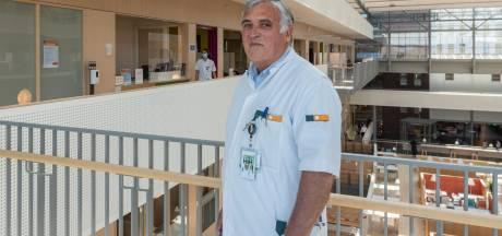 Jeff was 35 jaar cardioloog bij Meander: 'Ooit dachten we dat mensen van 80 jaar niet meer geholpen konden worden'