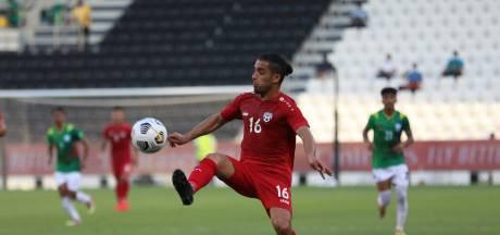 SteDoCo-voetballer Milad trots international van Afghanistan: 'Iets terugdoen voor je land, dat voelt heel bijzonder'