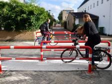 Nieuwe fietsroute tussen Amersfoort-Noord en centrum verboden voor vuile brommers