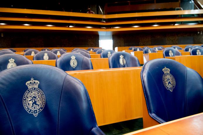 Veel volle stoelen blijven er bij de PvdA niet over