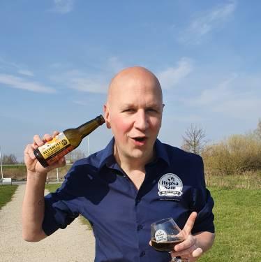 Nieuw Retteketet-bier van HopsaSam smaakt naar sinaas en chocolade
