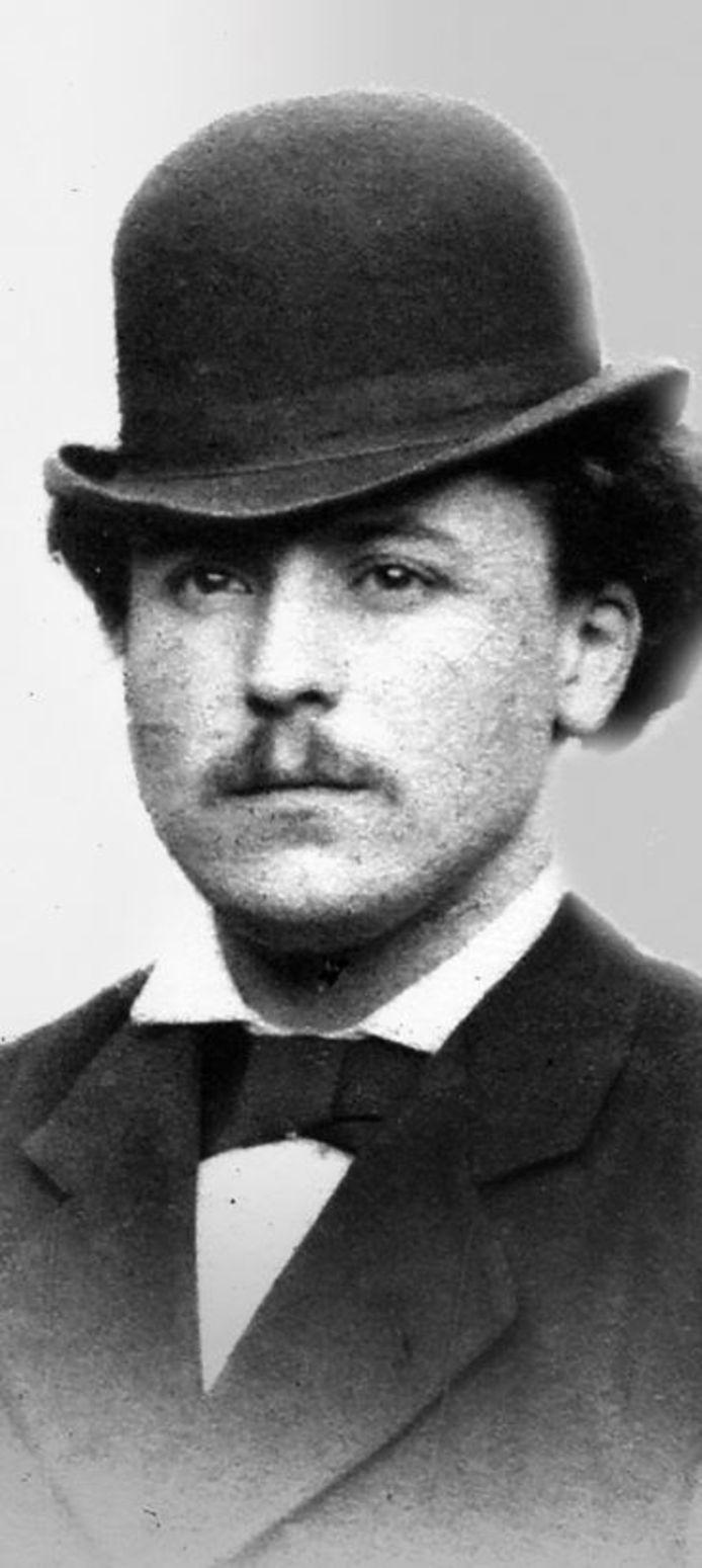 Albrecht Rodenbach, de bekende Roeselarenaar.