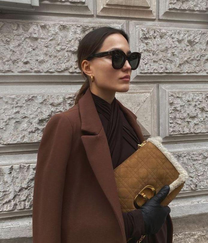Le sac Dior Caro