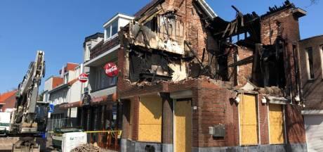 Sloop afgebrand cafetaria Tra in Goirle is hervat