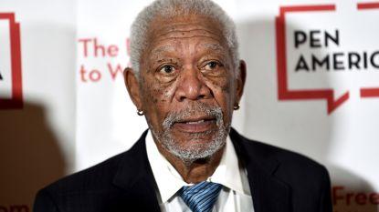 Morgan Freeman door vrouw beschuldigd van seksueel misbruik bij kleindochter