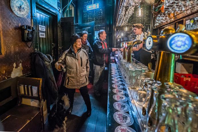 Ook café de Klomp is van de partij tijdens Knapsack.