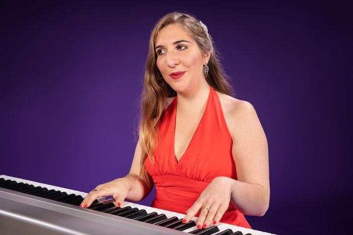 Daisy uit 'Belgium's Got Talent'