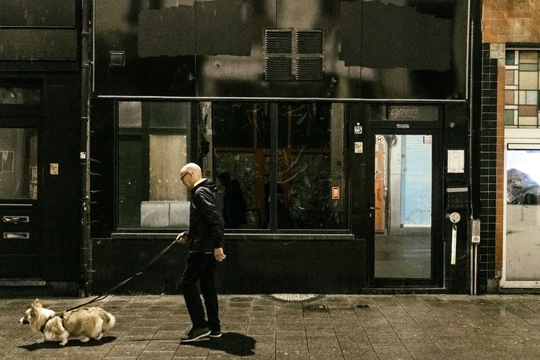 Vorige week werd de uitbater van café 't Keteltje veroordeeld als mededader aan mensenhandel omdat hij noodzakelijke hulp bood aan mensenhandelaars om hun uitbuiting verder te zetten.  Beeld Tine Schoemaker