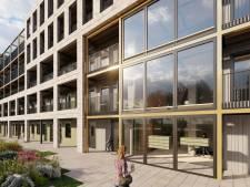 Grootste Nederlandse houten gebouwen komen 'prefab' uit Vroomshoop: duurzamer én sneller bouwen