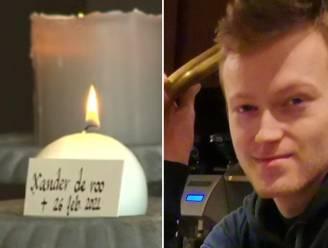 """Emotioneel afscheid van Xander (22), die verongelukte met motor: """"We gaan je zo hard missen, kleine"""""""