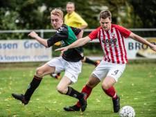 Monsterscores voor FC Dinxperlo en Gendringen; Westendorp speelt niet vanwege corona