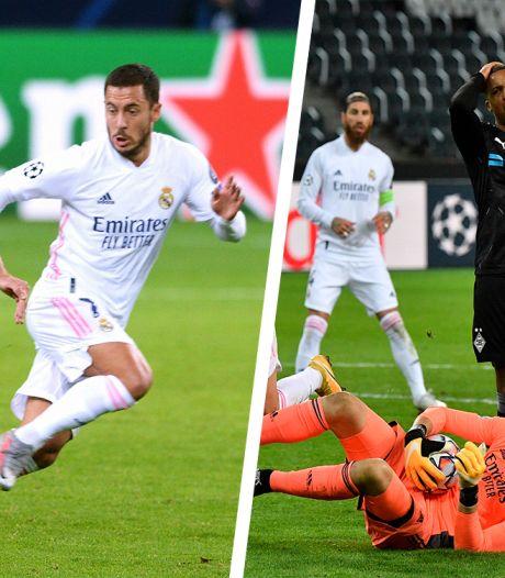 """Courtois """"sauveur"""", Hazard """"malchanceux"""": la presse espagnole analyse le match des deux Diables"""