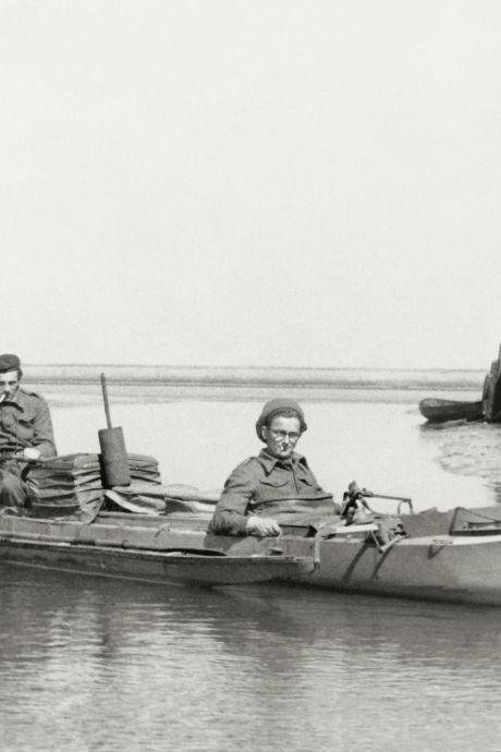 De Biesboschcrossers waren de levenslijn tussen het bezette Holland en de geallieerden