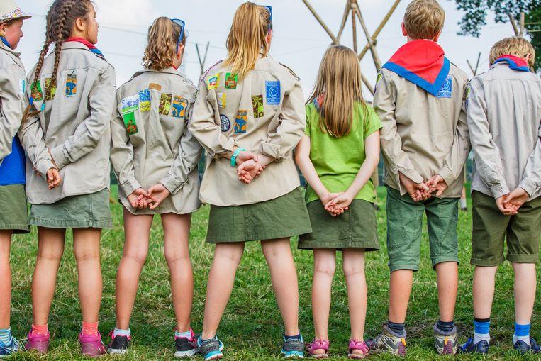Jan Van Reusel (Scouts en Gidsen Vlaanderen): 'Leiding geven met beperking?  Moet kunnen' | De Morgen