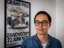 Formule 1-journalist Erwin uit Steenwijk hoopt zijn koffers snel weer te pakken