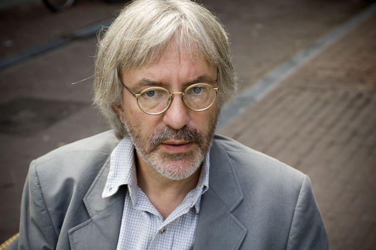 Schrijver Erik Vlaminck: een gedreven chroniqueur. Beeld rv