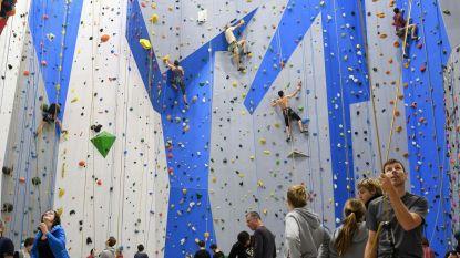 De Leuvenaar kan weer klimmen