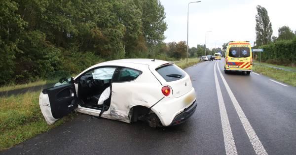 Drie gewonden bij ongeval Kapel-Avezaath.
