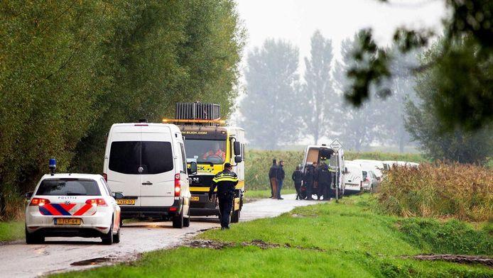 No Surrender-voorman Brian Dalfour was een van de slachtoffers van de moord. Hij werd dood gevonden in een recreatiewoning in Hooge Zwaluwe.