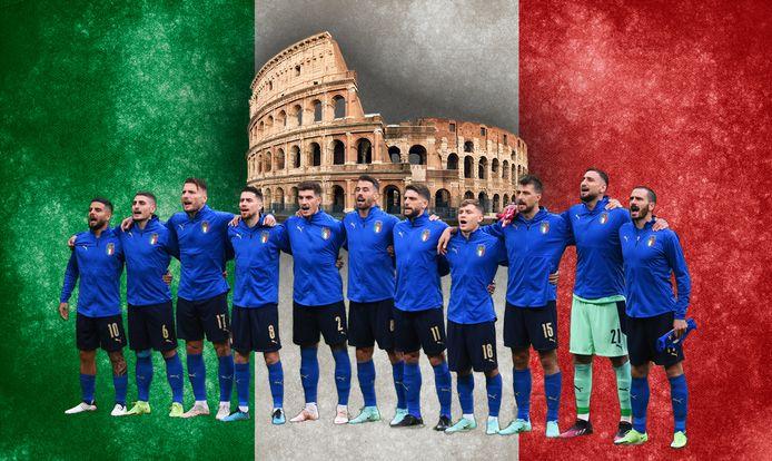 Wat weet u over de Italiaanse voetbalploeg?