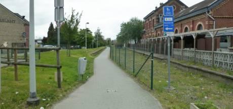Une liaison sécurisée entre le RAVeL 31 et la gare de Liers