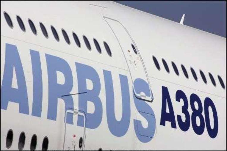 Vertragingen met de A380 hebben EADS parten gespeeld. Beeld UNKNOWN