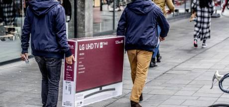 'Versoepelingen leidden tot enorme omzetstijging winkels'