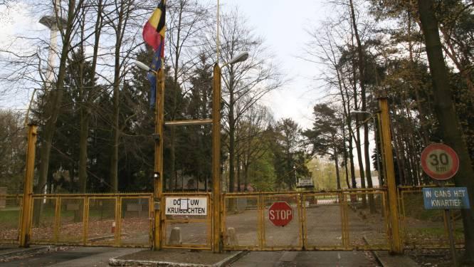 Nieuwe bestemming voor domein Westakkers: vroeger militair kwartier wordt oefenterrein voor federale en lokale politiediensten