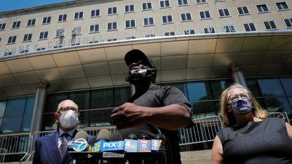Agent in New York riskeert zeven jaar cel vanwege onwettige nekklem