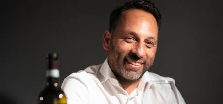 Alessandro is zo'n goede wijnproever, dat hij niet meer mag meedoen aan landelijke wedstrijd