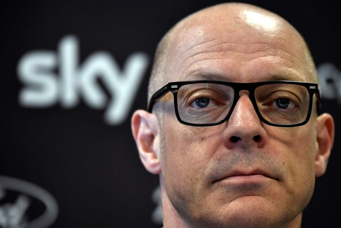 Teammanager Dave Brailsford.