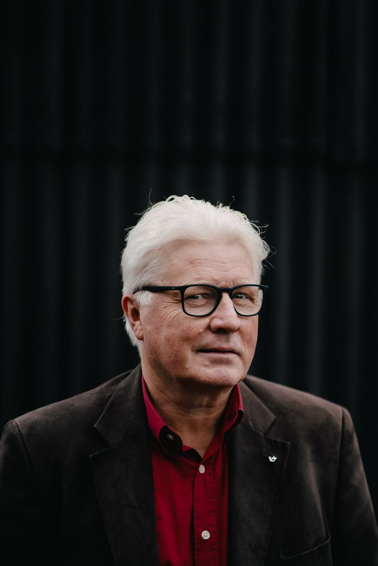 Professor ecotoxicologie Ronny Blust. Beeld Wouter Van Vooren