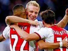 De leegloop bij Ajax gaat nu echt beginnen