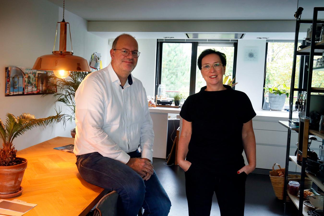 Johan en Marina Boonekamp richten eind 2018 stichting MUS op. Het doel: ervoor zorgen dat hun zoon Thijs en andere jongeren zelfstandig kunnen wonen.