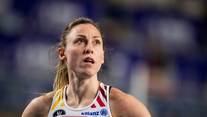 Eline Berings met un terme à sa carrière à 35 ans