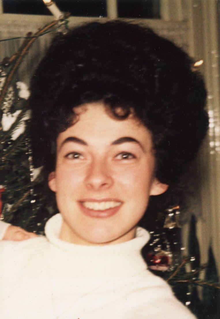Een van de laatste foto's gemaakt van Tonnie Sneekes.   Beeld familie archief