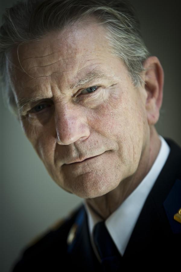 Korpschef Gerard Bouman