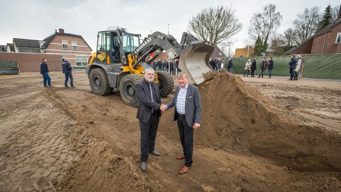 In maart 2018 is het startsein gegeven voor de bouw van appartementencomplex de Griftstaete in Wapenveld. De Heerder politiek wil dat er veel meer nieuwe woningen worden opgeleverd in de gemeente.