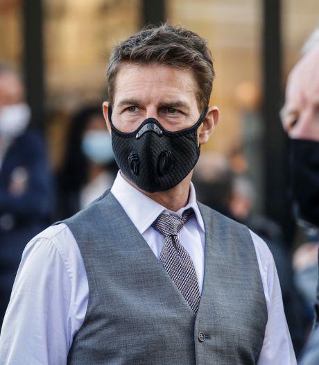 """Tom Cruise pique une colère sur le tournage de """"Mission Impossible"""" pour une raison improbable"""